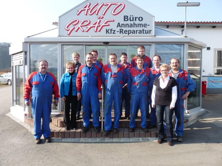 auto graef team